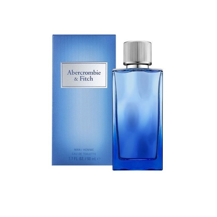 ABERCROMBIE & FITCH FIRST UNSTINCT TOGETHER FOR HIM EDT 50 ML