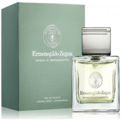 ZEGNA ACQUA DI BERGAMOTTO EDT 50 ML VAPO