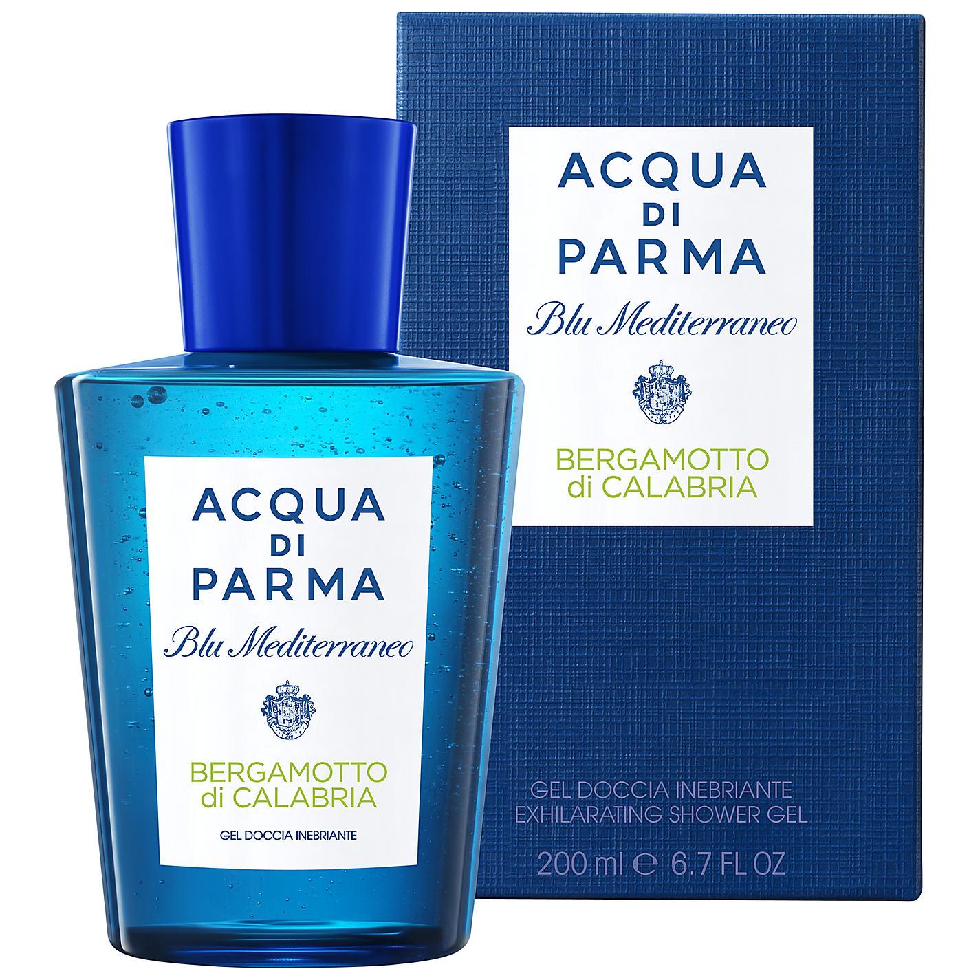 Acqua Di Parma Blu Mediterraneo Bergamotto Di Calabria Shower Gel 200 ml