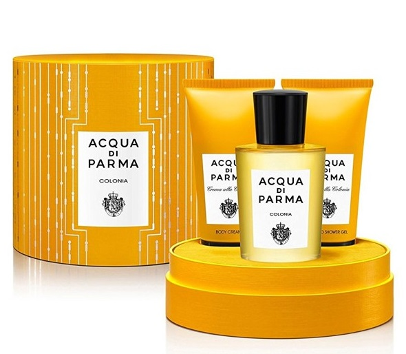 ACQUA DI PARMA COLONIA EDC 100 ML + SG 75 ML + B/L 75 ML SET REGALO