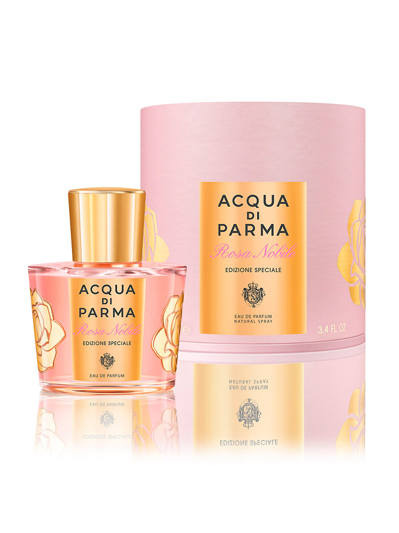 ACQUA DI PARMA ROSA NOBILE EDP 100 ML EDICION LIMITADA