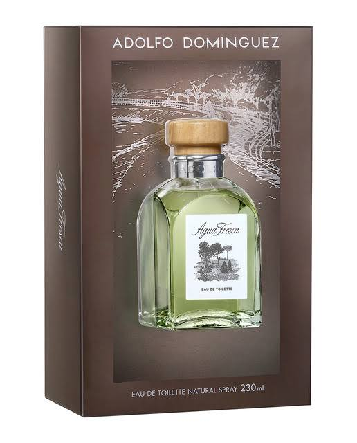ADOLFO DOMINGUEZ AGUA FRESCA EDT 230 ML VP.