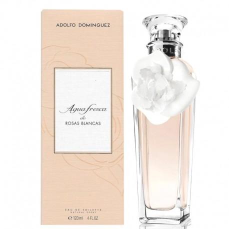 Adolfo dominguez agua fresca de rosas blancas eau de for Adolfo dominguez nuevo