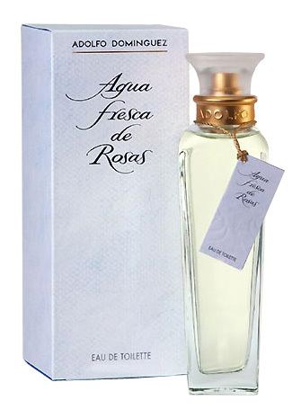 ADOLFO DOMINGUEZ AGUA FRESCA DE ROSAS EDT 120 ML VP.