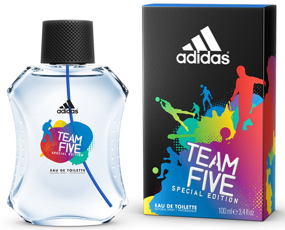 ADIDAS TEAM FIVE SPECIAL EDITION EDT 100ML