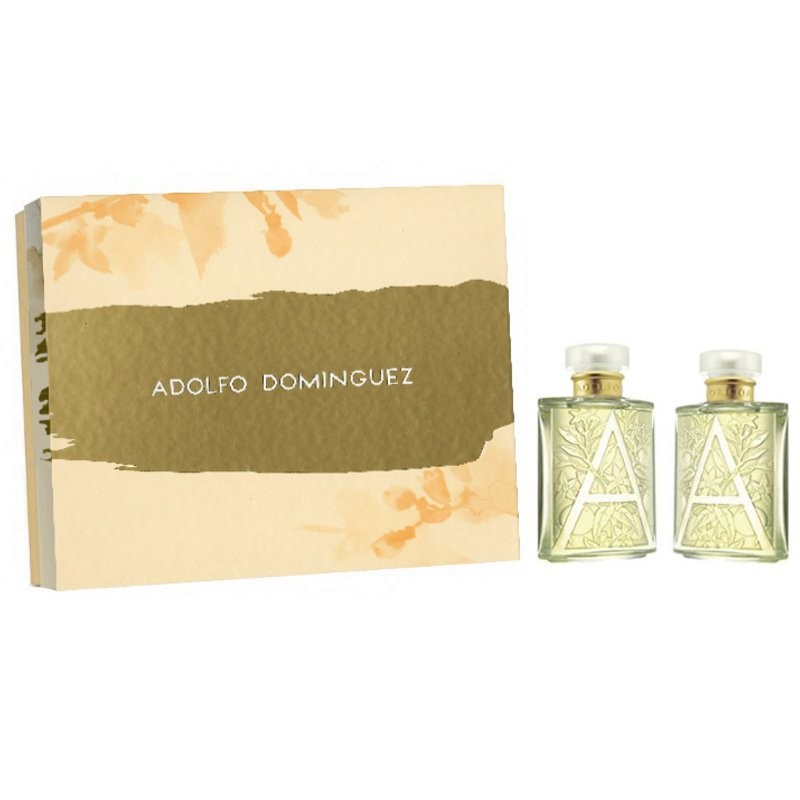 ADOLFO DOMINGUEZ AZAHAR EDT 50 ML + EDT 50 ML