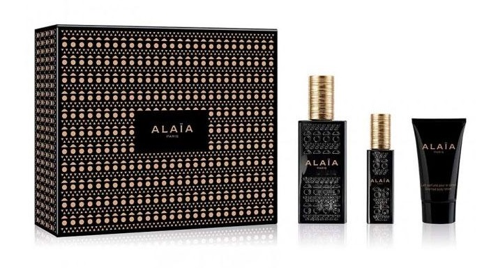 ALAIA PARIS EDP 100 ML + EDP 10 ML + B/LOCION 50 ML SET REGALO