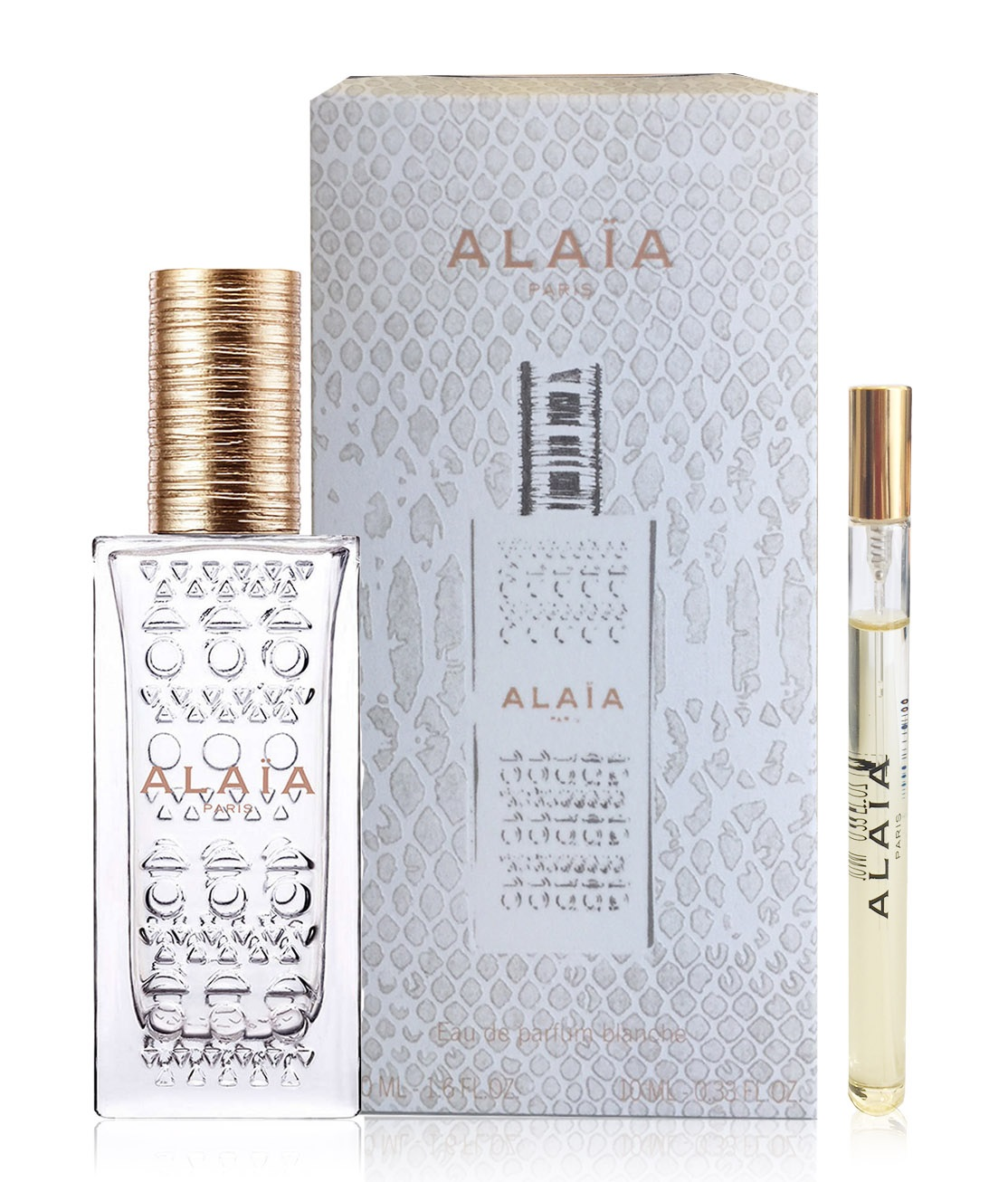 ALAIA PARIS EAU BLANCHE EDP 50 ML + EDP10ML SET REGALO