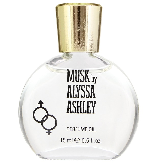 ALYSSA ASHLEY MUSK OIL 15 ML