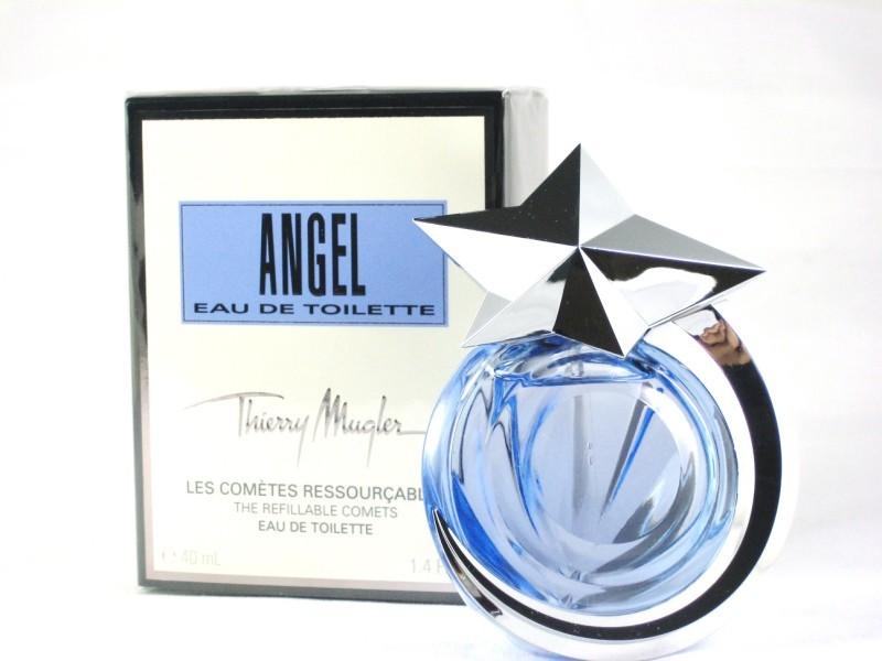 THIERRY MUGLER ANGEL LES COMETES RESSOURANÇABLES EDT 80 ML SIN CAJA
