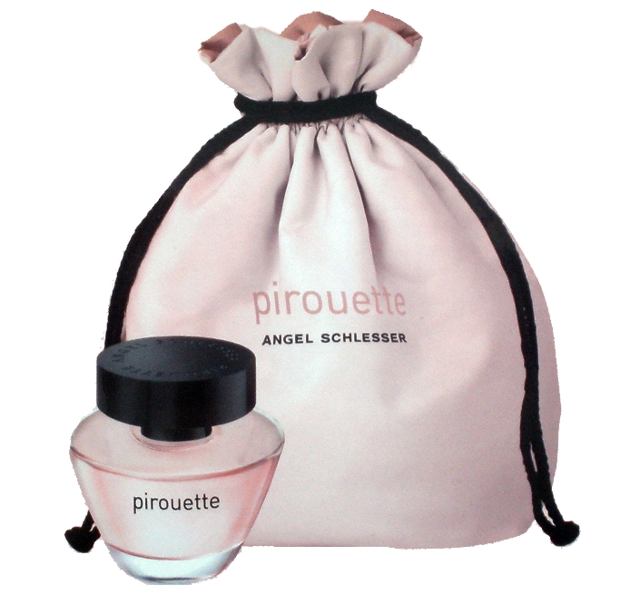 ANGEL SCHLESSER PIROUETTE EDT 100 ML + NECESER SET REGALO ULTIMAS UDS
