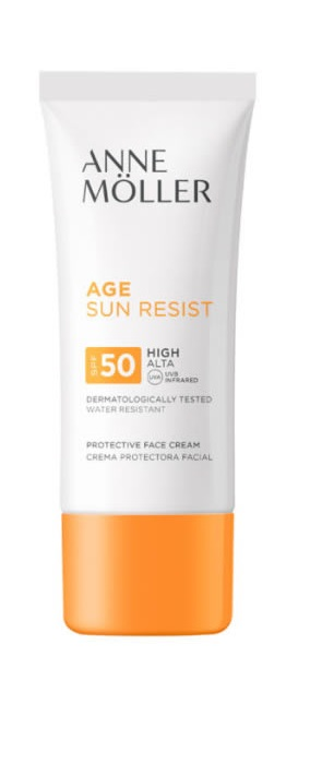 ANNE MOLLER AGE SUN RESIST CREMA FACIAL SPF 50 50 ML