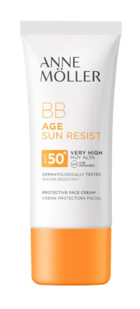 ANNE MOLLER BB AGE SUN RESIST CREMA FACIAL SPF 50+ 50 ML