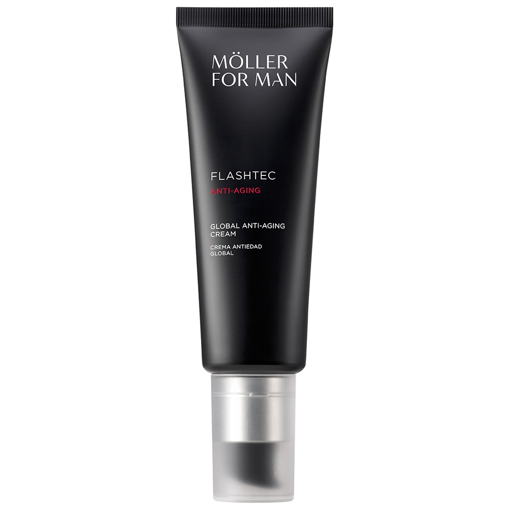 ANNE MOLLER FOR MAN CREMA ANTI EDAD GLOBAL 50 ML