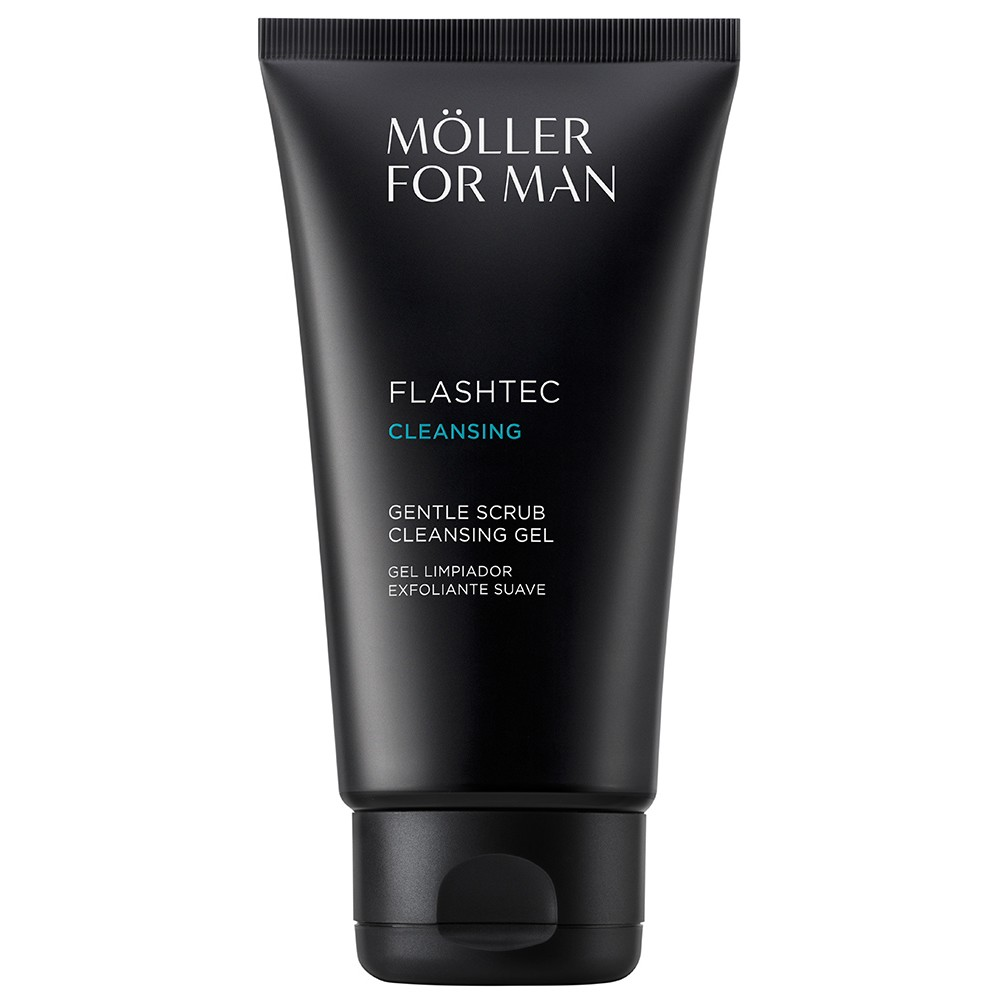 ANNE MOLLER FOR MAN SCRUB CLEANSING GEL 125 ML