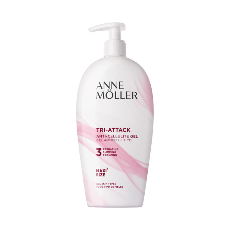ANNE MOLLER CREMA ANTICELULITICA TRI ATTACK 400 ML