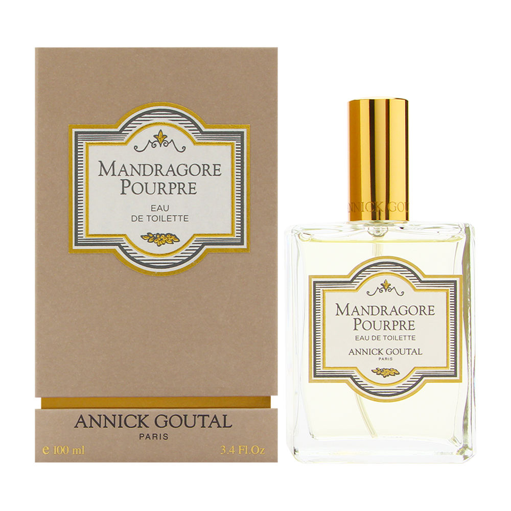 ANNICK GOUTAL MANDRAGORE POURPRE EDT 100 ML VP.