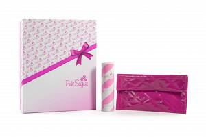AQUOLINA PINK SUGAR EDT 30 ML + CARTERA SET REGALO