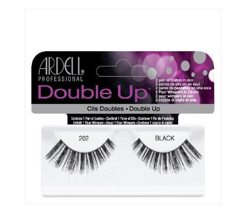 ARDELL PESTAÑAS  DOUBLE UP 202 BLACK