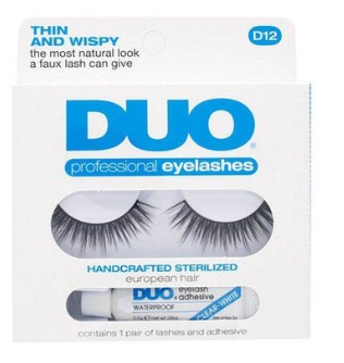 ARDELL DUO PROFESSIONAL EYELASHES D12