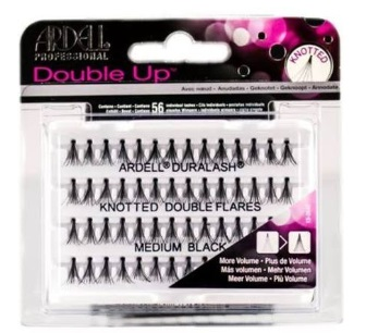 ARDELL PESTAÑAS INDIVIDUALES DOUBLE UP LONG BLACK