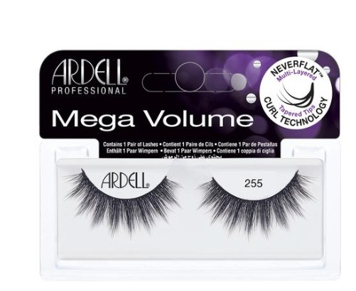 ARDELL PESTAÑAS MEGA VOLUMEN 255 BLACK