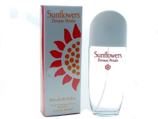 ELIZABETH ARDEN SUNFLOWERS  DREAM PETALS EDT 100 ML
