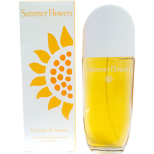 ELIZABETH ARDEN SUNFLOWERS SUMMER FLOWERS EDT 100 ML