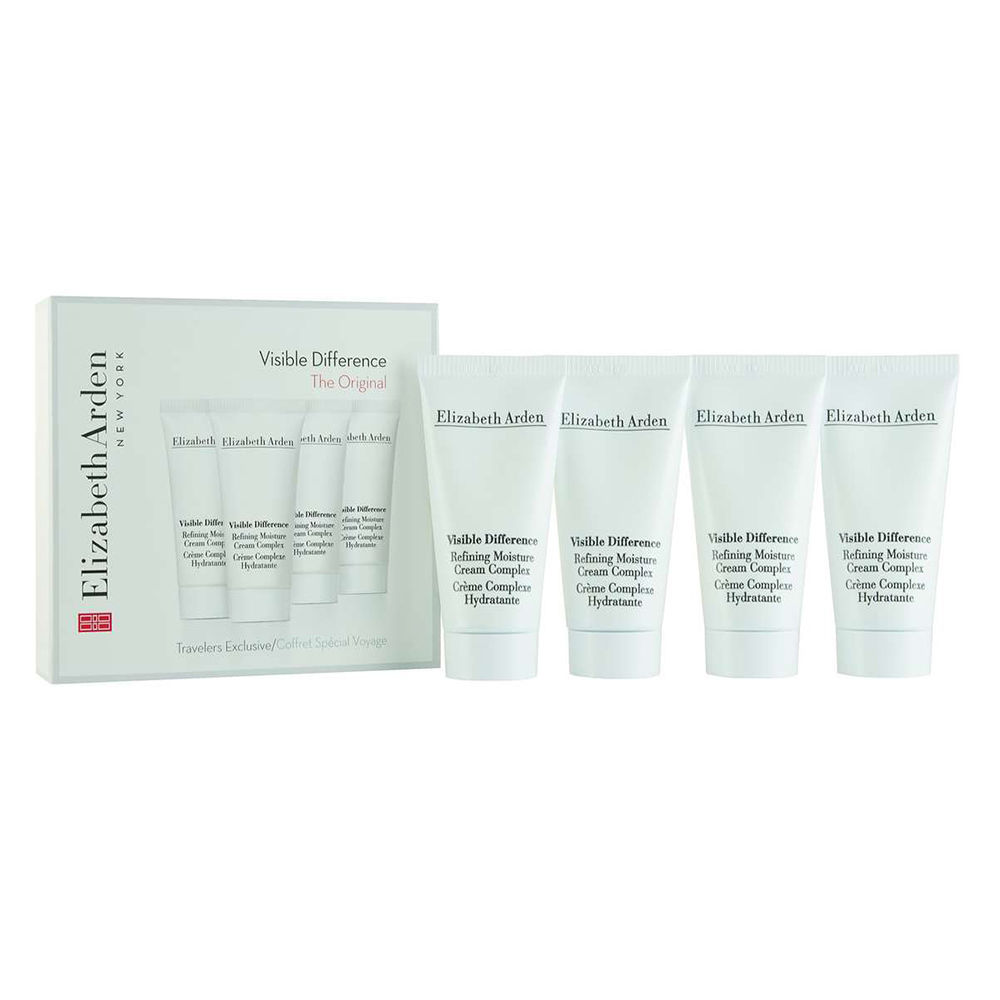 ELIZABETH ARDEN VISIBLE DIFFERENCE 30 ML X 4 SET