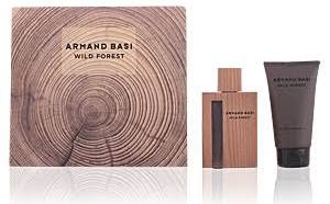 ARMAND BASI SET WILD FOREST EDT 90 ML + A/S BALM 150 ML.