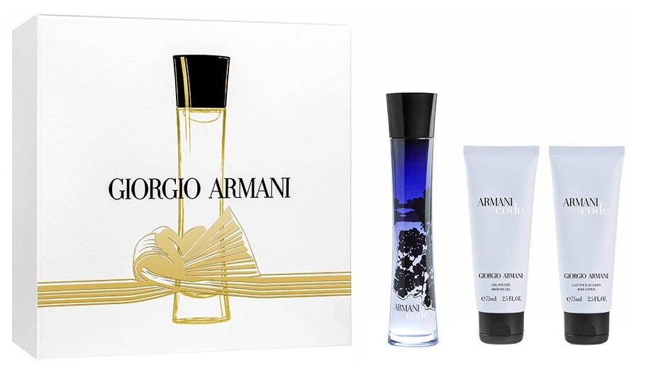 Giorgio Armani, Armani Code set regalo, que se compone de  Armani ... 60ec1a9f4eda