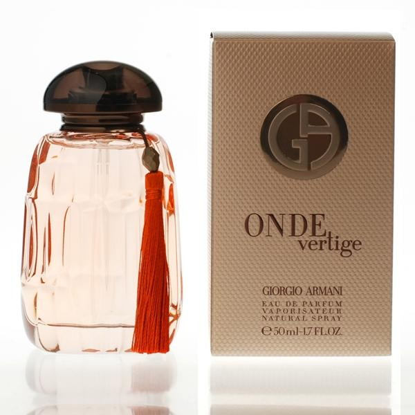ARMANI ONDE VERTIGE EDP 50 ML ULTIMAS UNIDADES