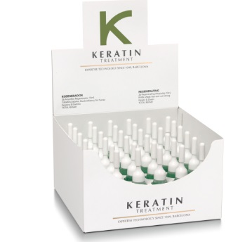 ARUAL KERATIN 36 AMPOLLAS 10ML