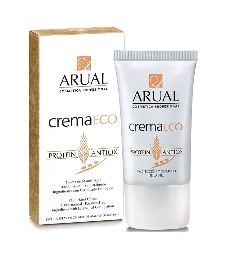 ARUAL CREMA ECO DE MANOS 40 ML