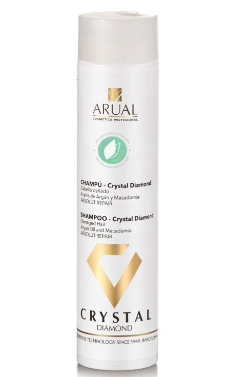 ARUAL CHAMPU CRYSTAL DIAMOND 250 ML