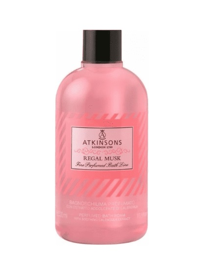 ATKINSONS ESPUMA DE BAÑO REGAL MUSK 500 ML