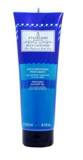 ATKINSONS GEL DE DUCHA BLUE LAVENDER  250 ML