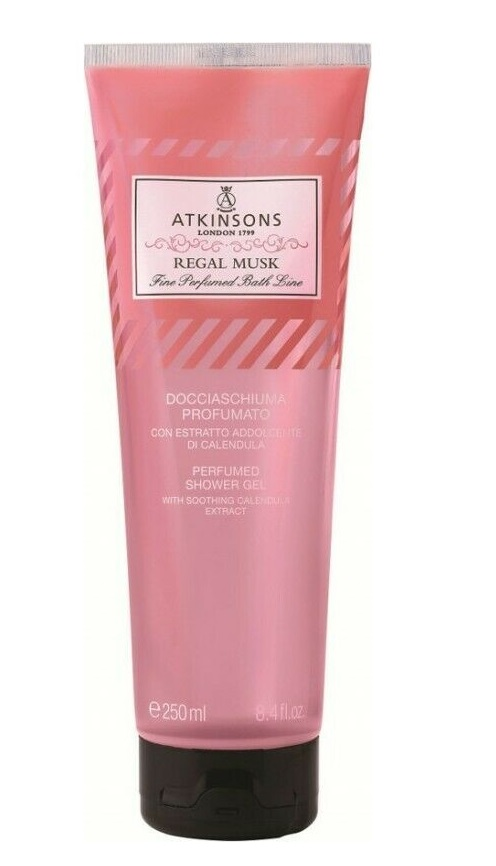 ATKINSONS GEL DE DUCHA REGAL MUSK 250 ML