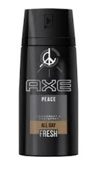 AXE PEACE ALL DAY FRESH DESODORANTE SPRAY 150ML