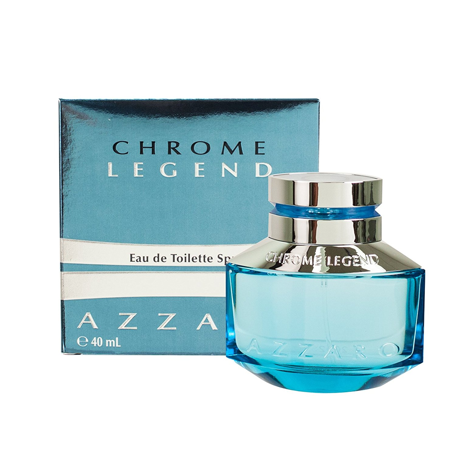 AZZARO CHROME LEGEND EDT 40 ML VP.