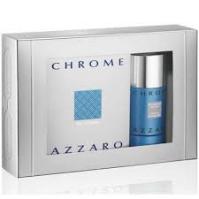 AZZARO CHOME EDT 50 ML + DEO STICK 75 ML SET REGALO