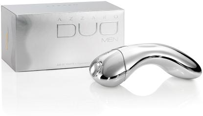 AZZARO DUO MAN EDT 80 ML
