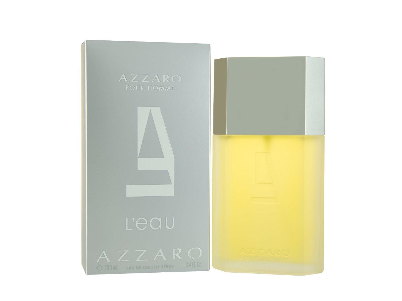 azzaro pour homme l 180 eau eau de toilette 100 ml vapo