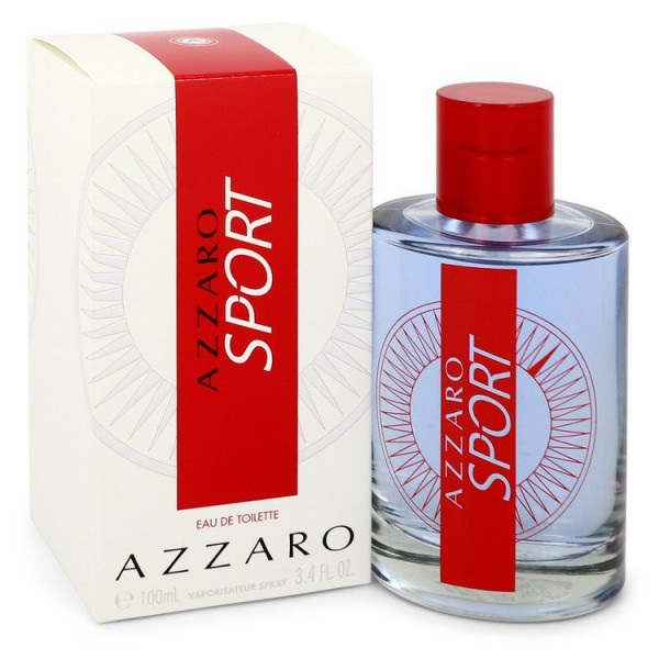 AZZARO SPORT EDT 100 ML