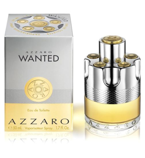 AZZARO WANTED EDT 50 ML