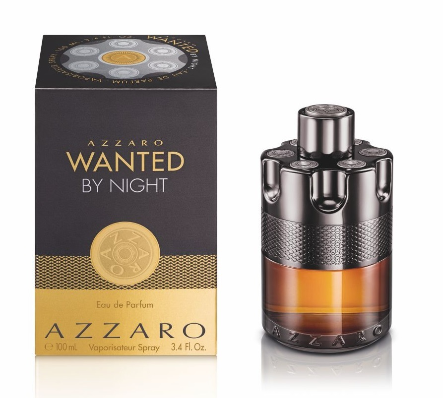 Azzaro Wanted by Night eau de parfum 50 ml vapo. Azzaro