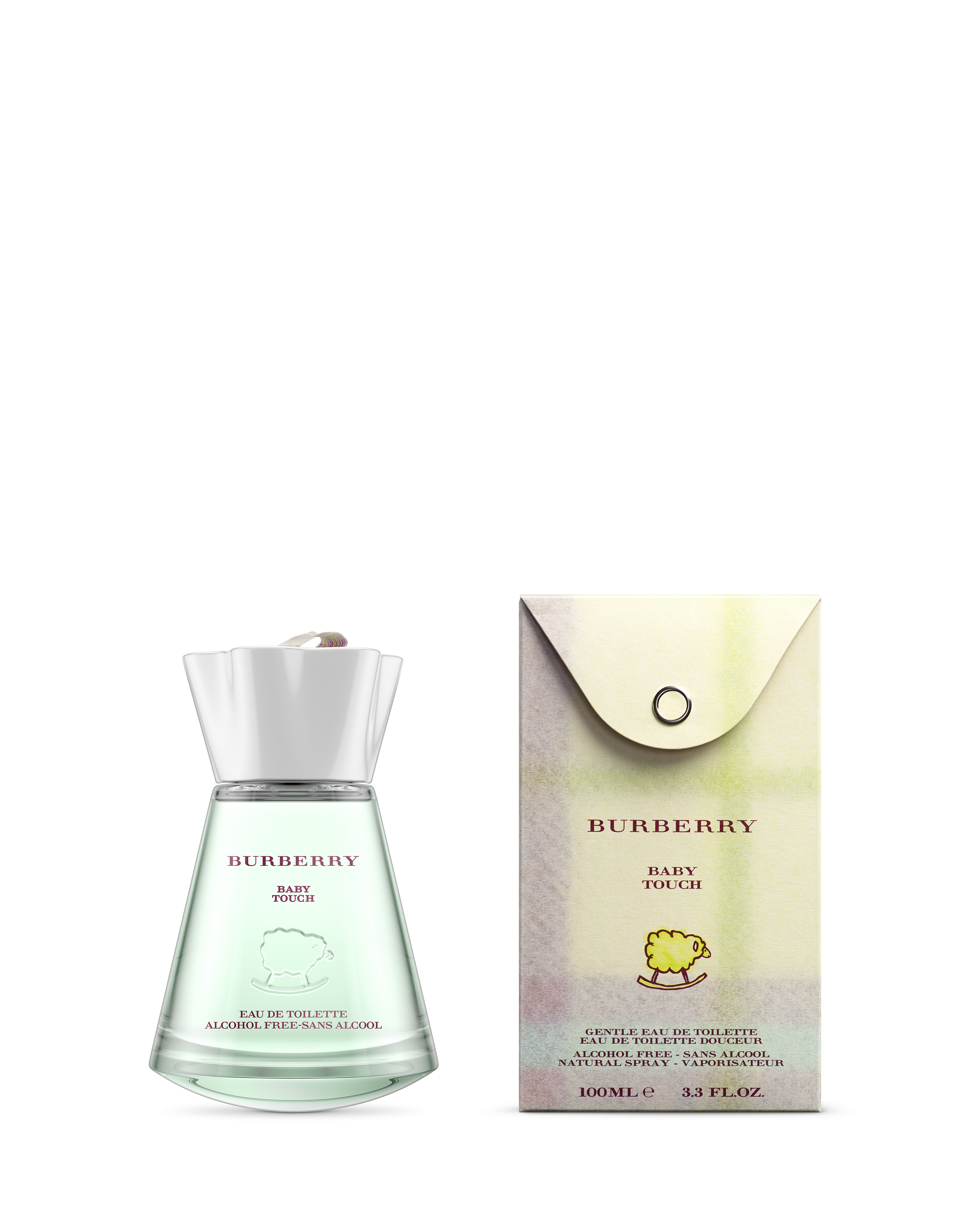 BURBERRY BABY TOUCH 100 ML SALCOHOL VP.
