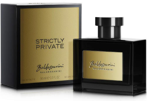 BALDESSARINI STRICTLY PRIVATE EDT 90 ML VP.