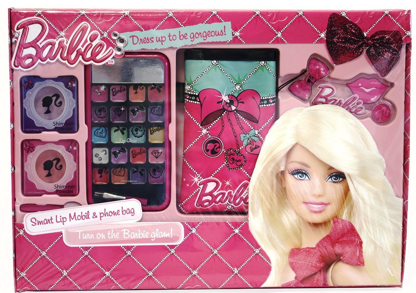 BARBIE DRESS UP TO BE GORGEOUS SET