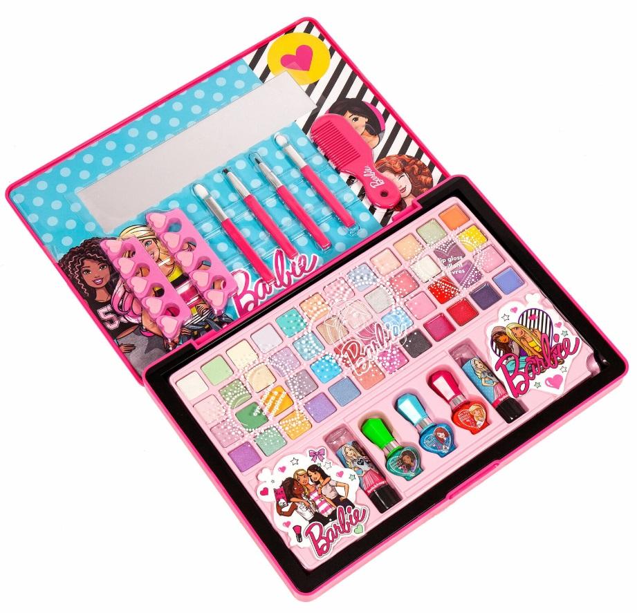 silencio vida Publicación  Comprar barato estuches maquillaje infantil barbie en La Central del Perfume